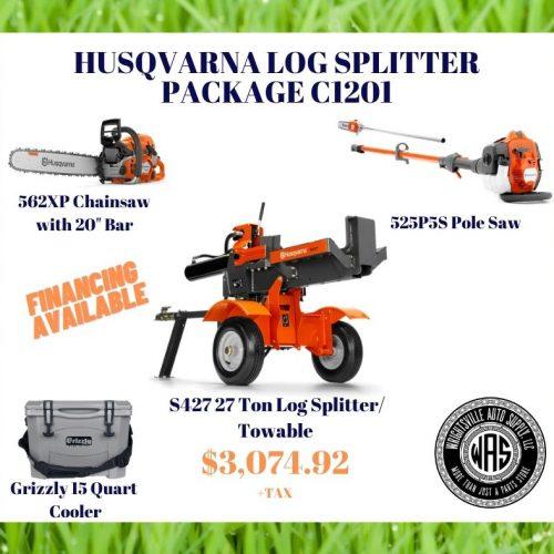 Log Splitter Package